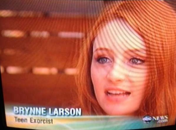 teen exorcist